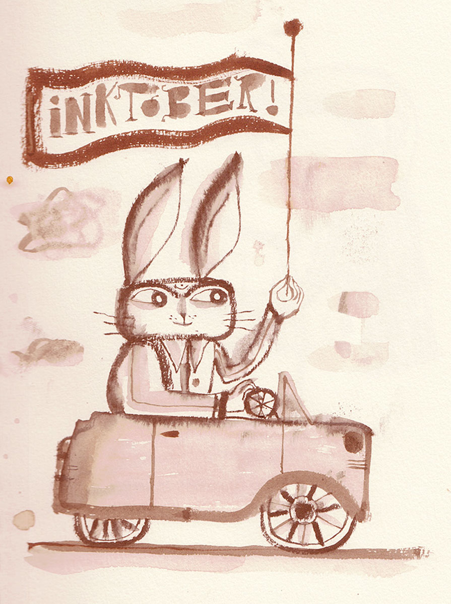 calef-brown-ink-bunny-1