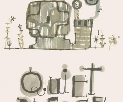calef-brown-quiet-please