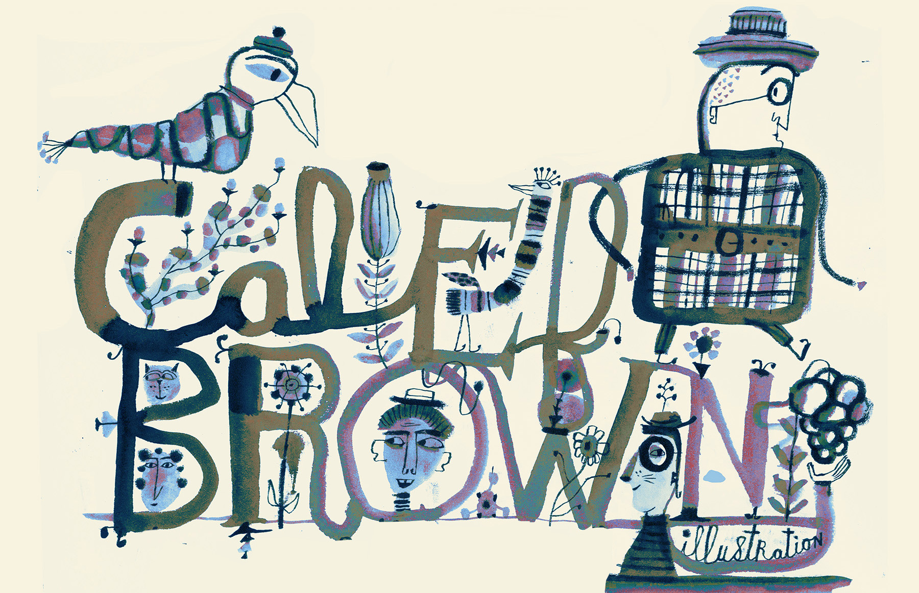 Calef Brown