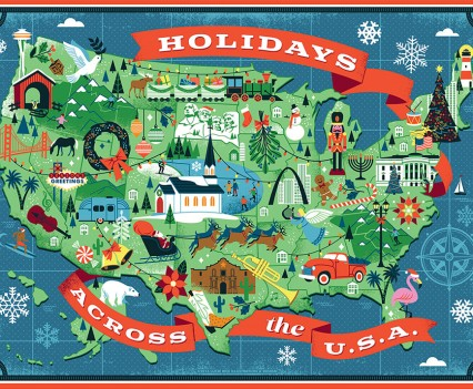 lucie-rice-Holiday-map-illustration-2017