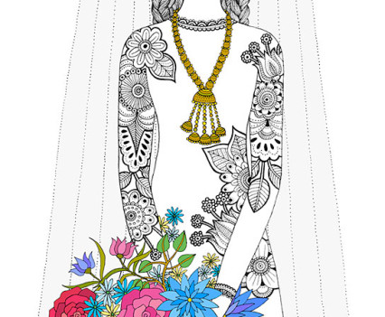 mariya-paskovsky-Flower-Bride
