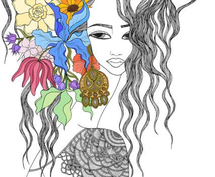 mariya-paskovsky-Flower-Girl