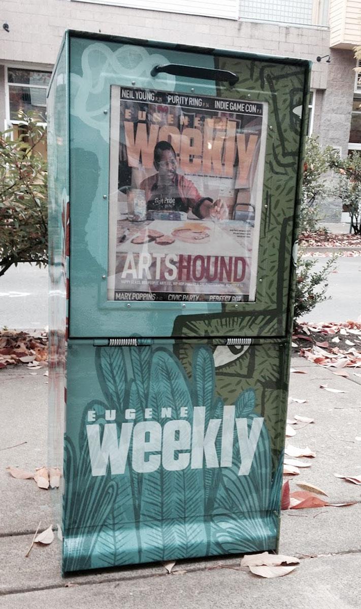 Santiago Uceda for Eugene Weekly   Jen Vaughn Artist Agency